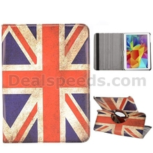 360 Degree Rotatable Flip Leather Tablet Cover for Samsung Galaxy Tab 4 10.1 T530 T531 T535