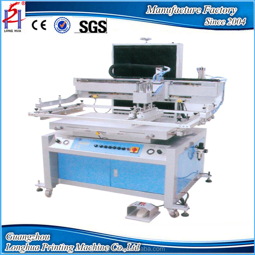 Wholesale Fabric Labelling Machine Online Buy Best Circuit Board Printing Quality High Cheaper Price Vacuum Large Flat Glass Screen Strong