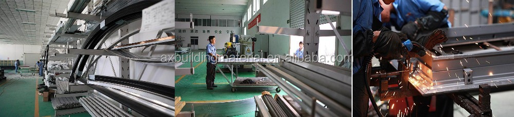 Casting Aluminum Main Door Design