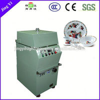 Alibaba Recommended Trade Assurance melamine preheating machine/miniature tableware making machine/murano glass tablewar