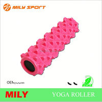 used newly developed pvc yoga roller fashion