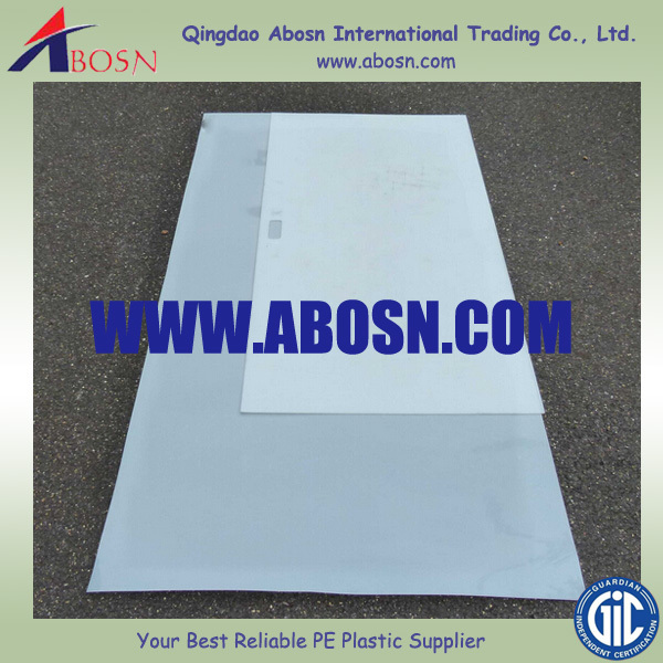 HDPE slippery plastic shooting pad practice shooting padhocrky ice pad