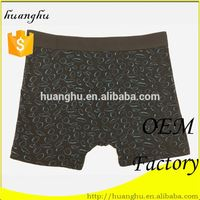 Wholesale china classic solid color men underwear boxer