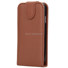 Case For Samsung Galaxy S4 I9500 , Brown Leather Wallet Case Mobile Accessories