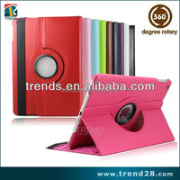 360 degree rotary stand tablet case for ipad air