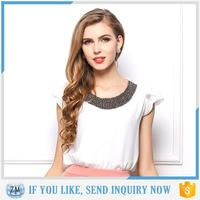 Fashion popular alibaba china latest tops for girls