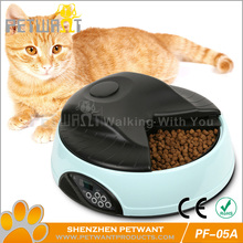 Automatic Pet Feeder Electronic Programmable Dog & Cat Feeder
