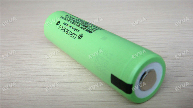 For Panasonic CGR18650CG Rechargeable Battery Cell 3.6V 2250mAh