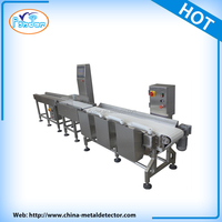 conveyor check weigher.weight checking and sorting machine