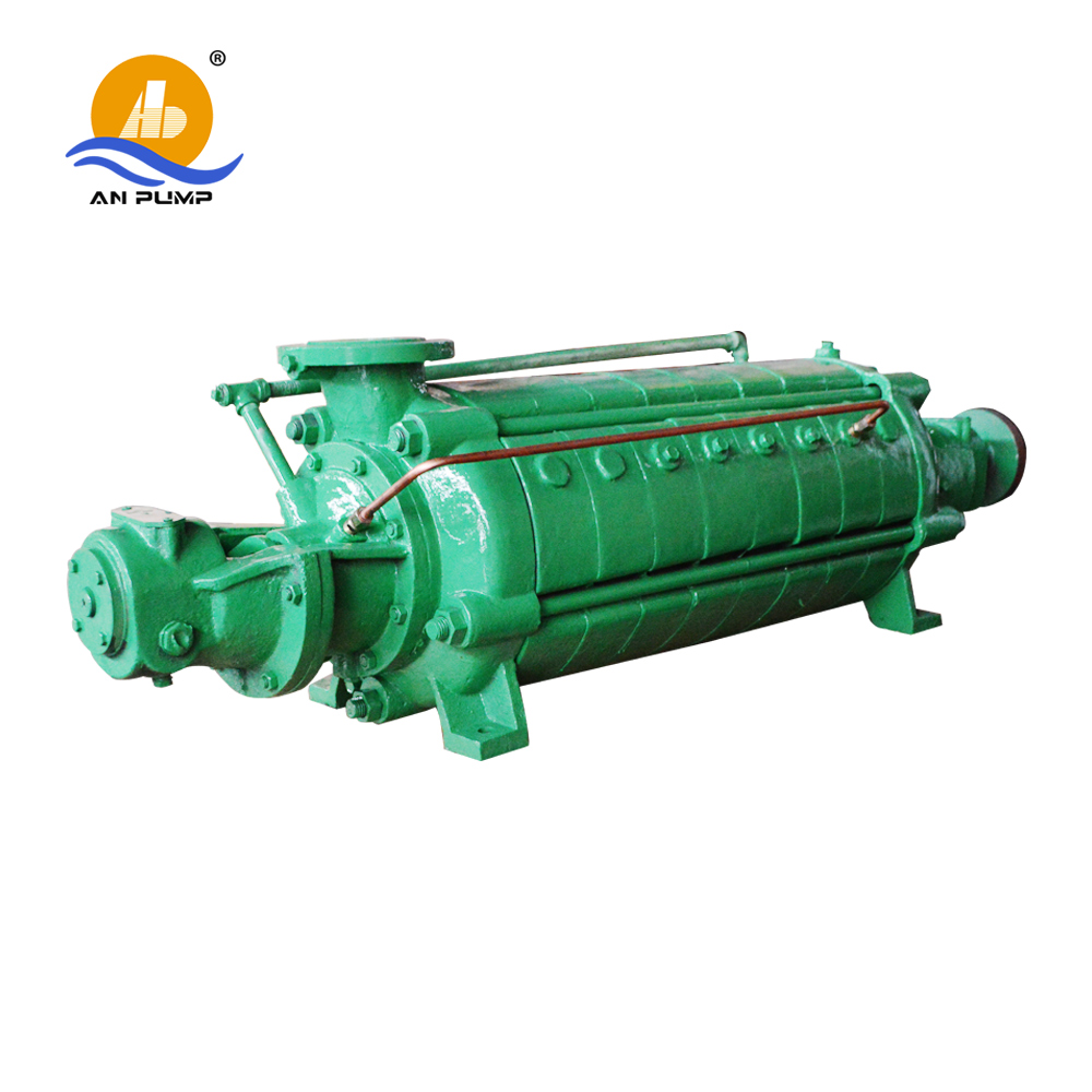 High Pressure boiler feed hot water water pump without motor