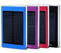 5000mAH popular popular solar battery phone chargers