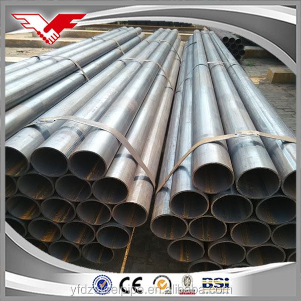 ERW hexagonal steel tube from Youfa factory