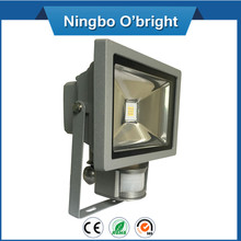 hot selling 20W outdoor aluminum led light and CE RoHS induction flood light