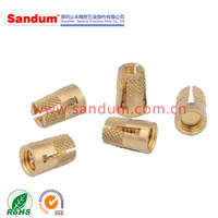 Water meter paper pallet copper nut