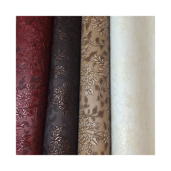 ODM Available pvc leather cloth pvc artificial leather for automobile stocklot for sofa