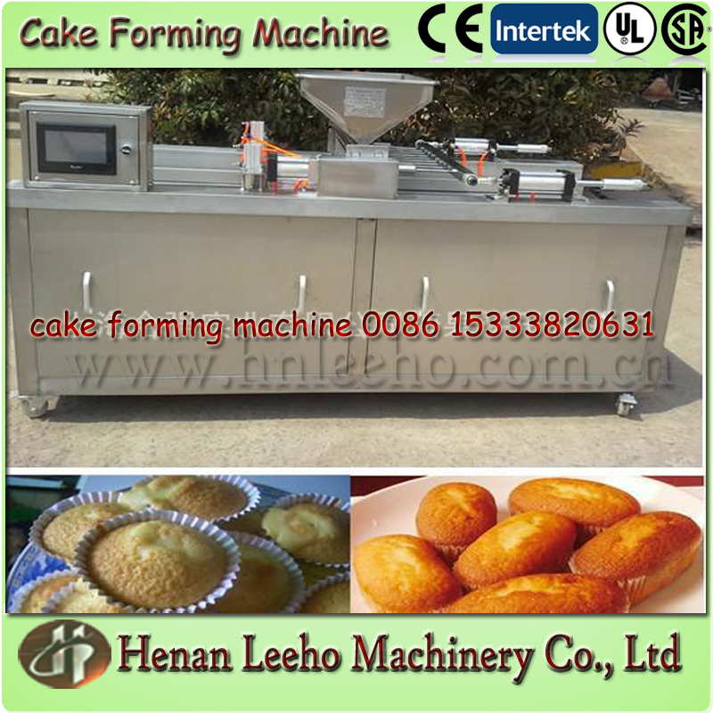 semi-automatic cake production equipment from henan leeho