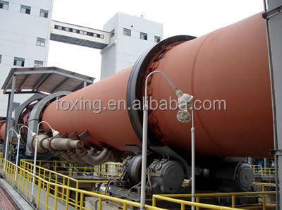 factory price calcination and sintering rotary kiln for cement production plant