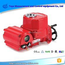 4-20ma heavy duty electric water valve actuator