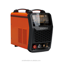 380Volt Digital IGBT Module Pulse TIG Argon AC DC TIG/MMA 315P Inverter Aluminium Welding Machines 315A Real Current (CE,ROHS)