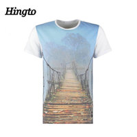 Promotion men 3D cheap T shirts fashion