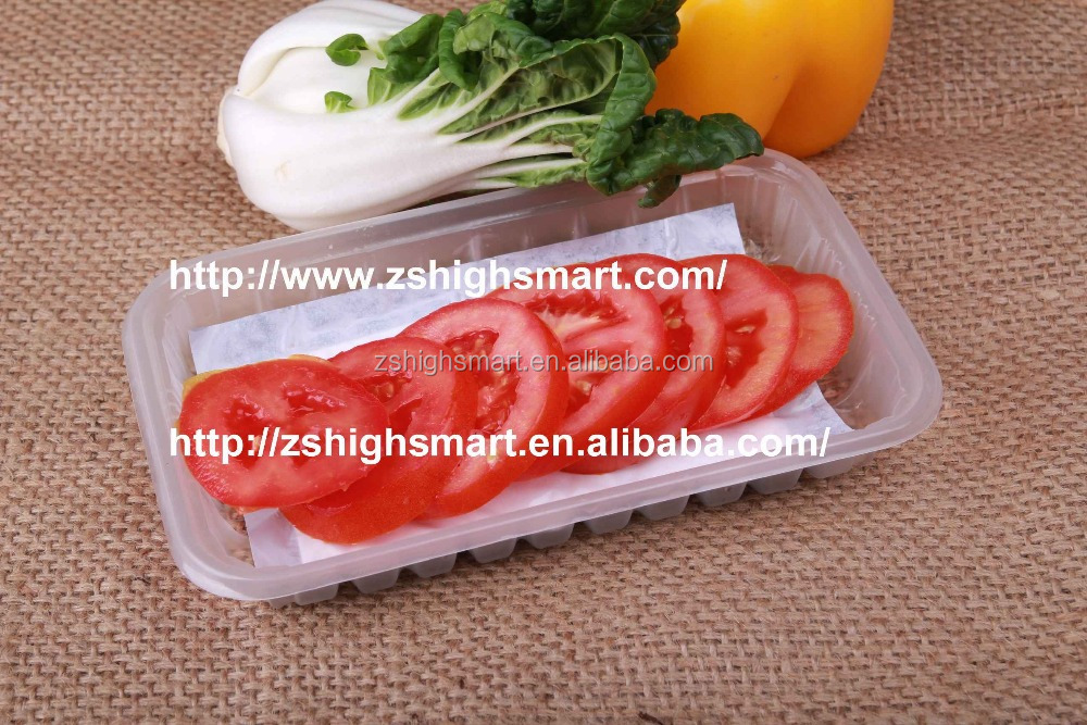 absorbent paper for food freshness in home