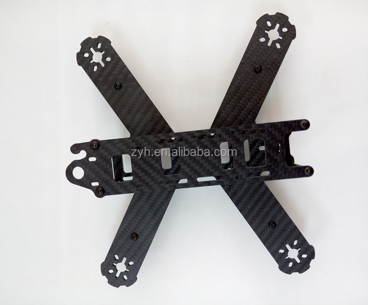 Carbon Fiber Mini 250 FPV Quadcopter Frame For Quadcopter
