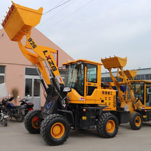 ZL926 2000KG 4x4 compact tractor front end loader