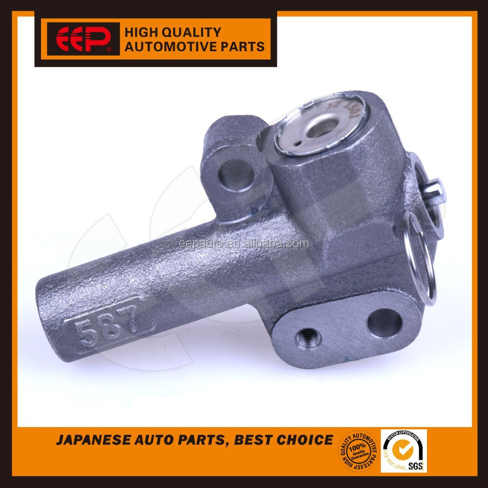 vibration damper belt adjuster shock tension pulley for Mitsubishi Glant MPV MD308587 Timing Belt Tensioner Adjuster