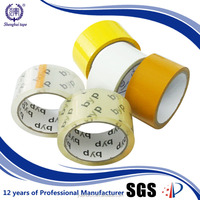 Wholesale Acrylic Bag sealing No Bubble Gummed Tape Alibaba China