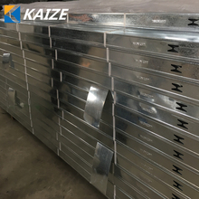 China supplier galvanized steel metal profile stud track