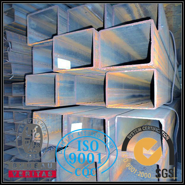 Hot sale! 350x350 shs steel hollow section manufacturer
