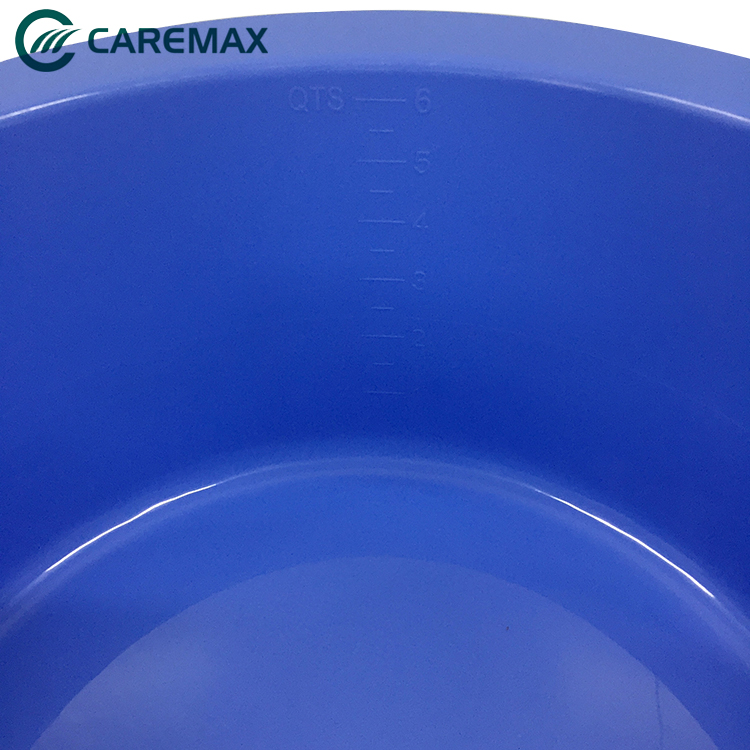 ISO9001 Certified sterile customized surgical basin plastic bowl with lid