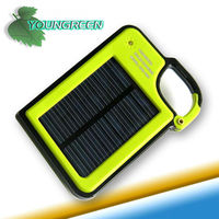 Super Fast Portable Travel Solar Panel Charger for Mobile Phone