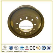 truck steel wheel rim for steering wheel american