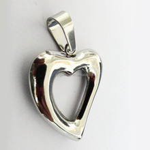 SP0725001 Fashionable Stainless Steel Women Heart Pendant for Wedding Gifts Jewelry