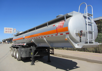 Star Product Tri Axle Fuel Tank