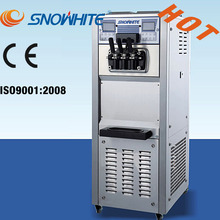 Soft Serve Ice Cream Machine 50L/H Output, High Capacity, Summer Holiday