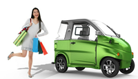 For community/golf course 2 seats mini electric car