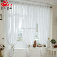 Most Popular Useful transparent Sheer Voile Window Curtains