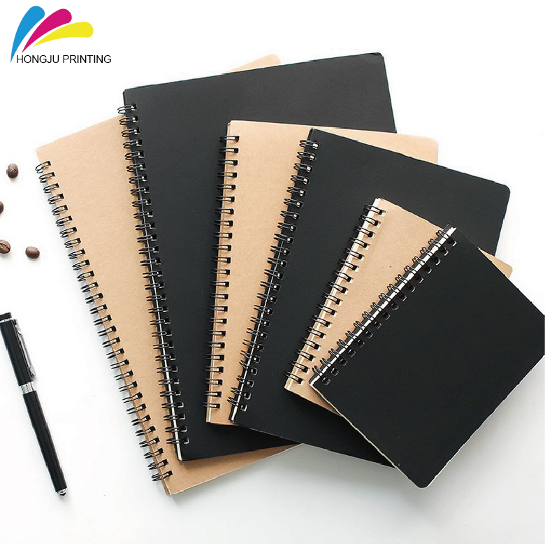 wholesale coated paper custom printing all kinds of notebook