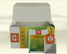 Dayi free sample green tea flavour refined chinese tea of flavor tea bag
