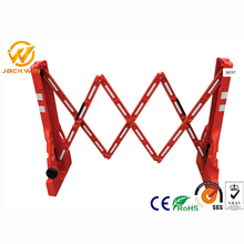 Portable Muti-Gate 2200mm Expandable Plastic Traffic Control Barriers