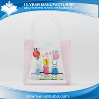 China factory customized plastic christmas gift bag