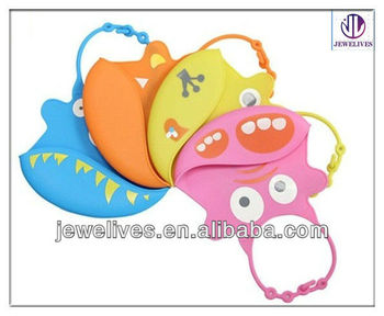 Pure 100%cotton high quality baby bib