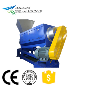 PE PP PET flakes high speed friction washer