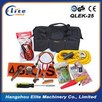 Car Emergency Kit for Outdoor Vehicle Failure Fast Repair