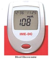 Ime-DC Glucose Meter