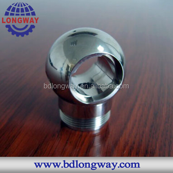 Customized service precision parts CNC machining part Aluminum Metal fabrication service
