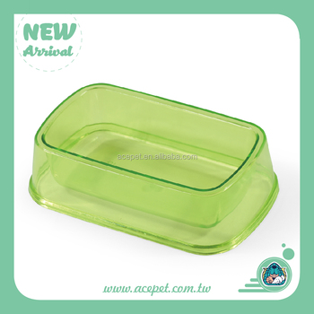Transparent Bowl for Hamster