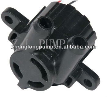 ZL25-06 mounting hole mini pump water pump